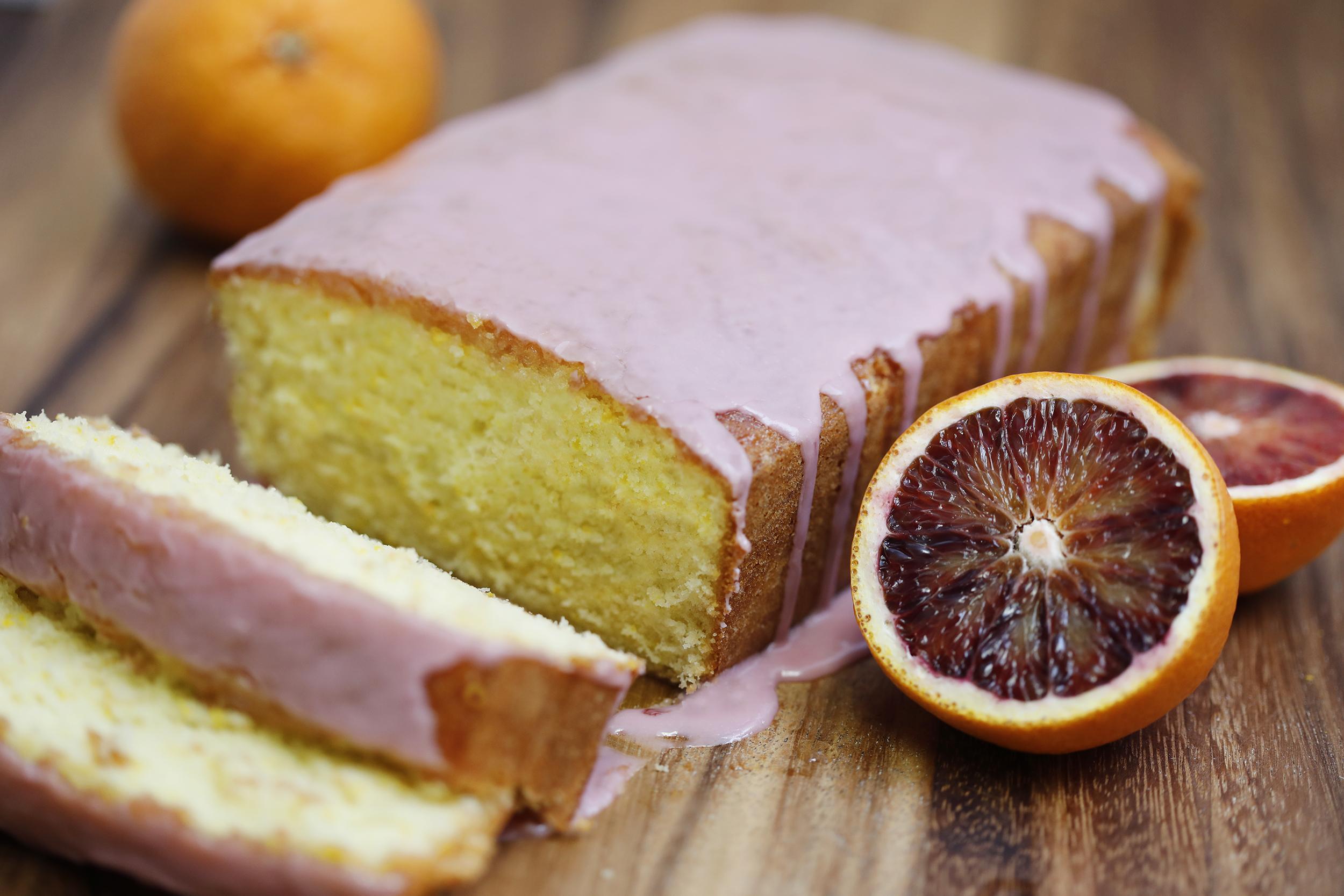the best spring time dessert blood orange cake- aitravelsblog.com